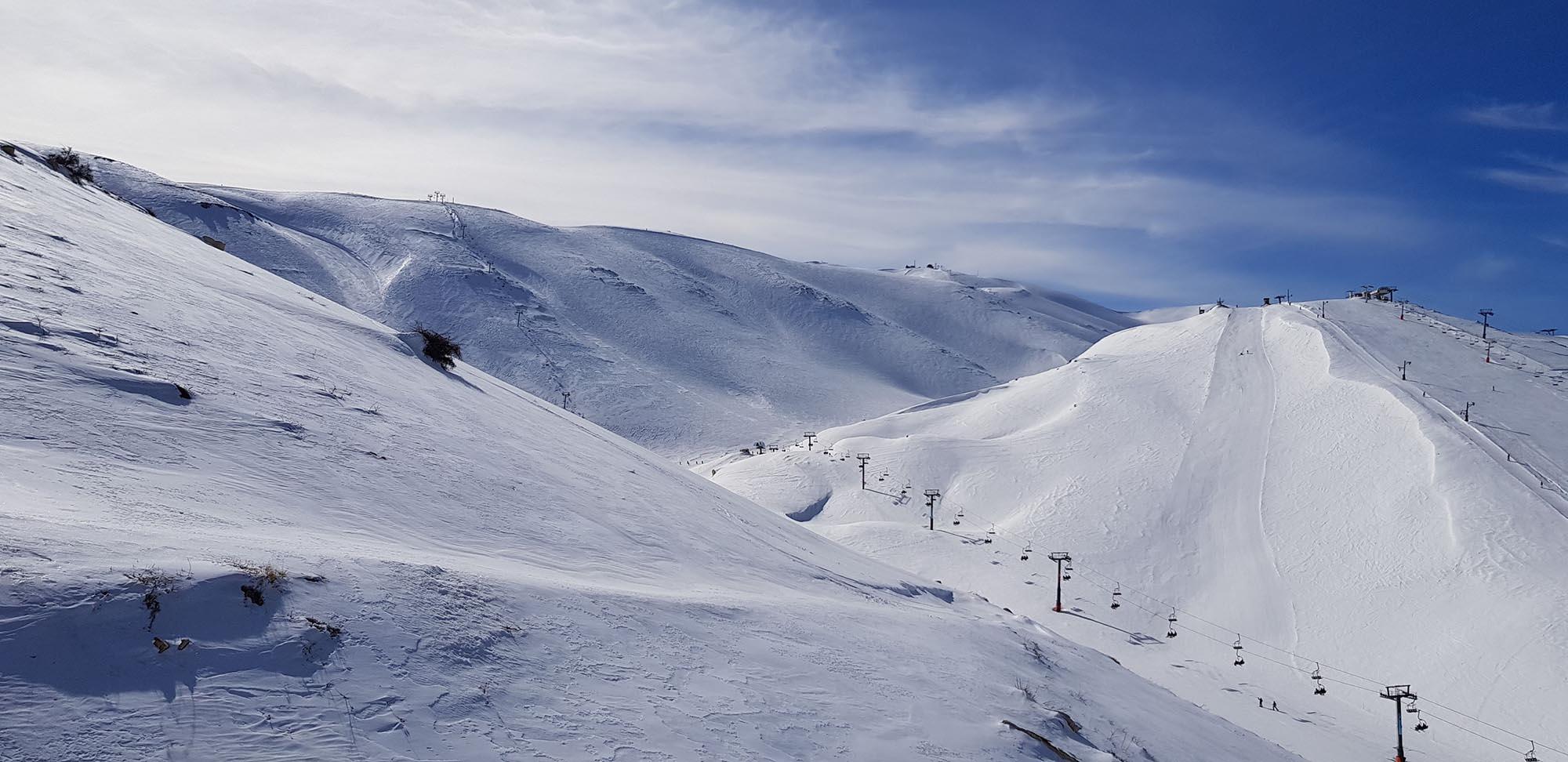 Skiën in Libanon!
