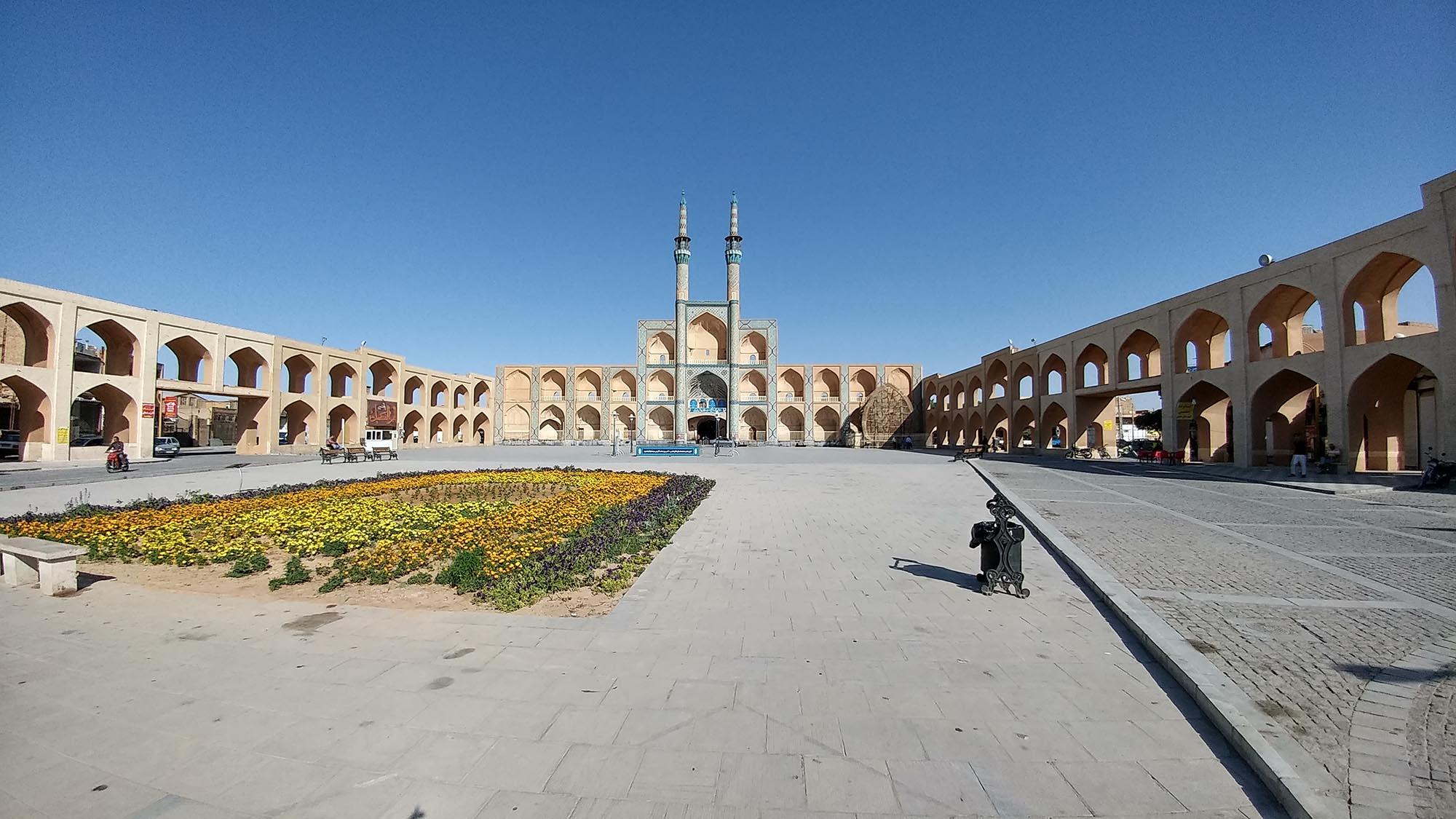 Yazd Amir Chaghmagh Complex