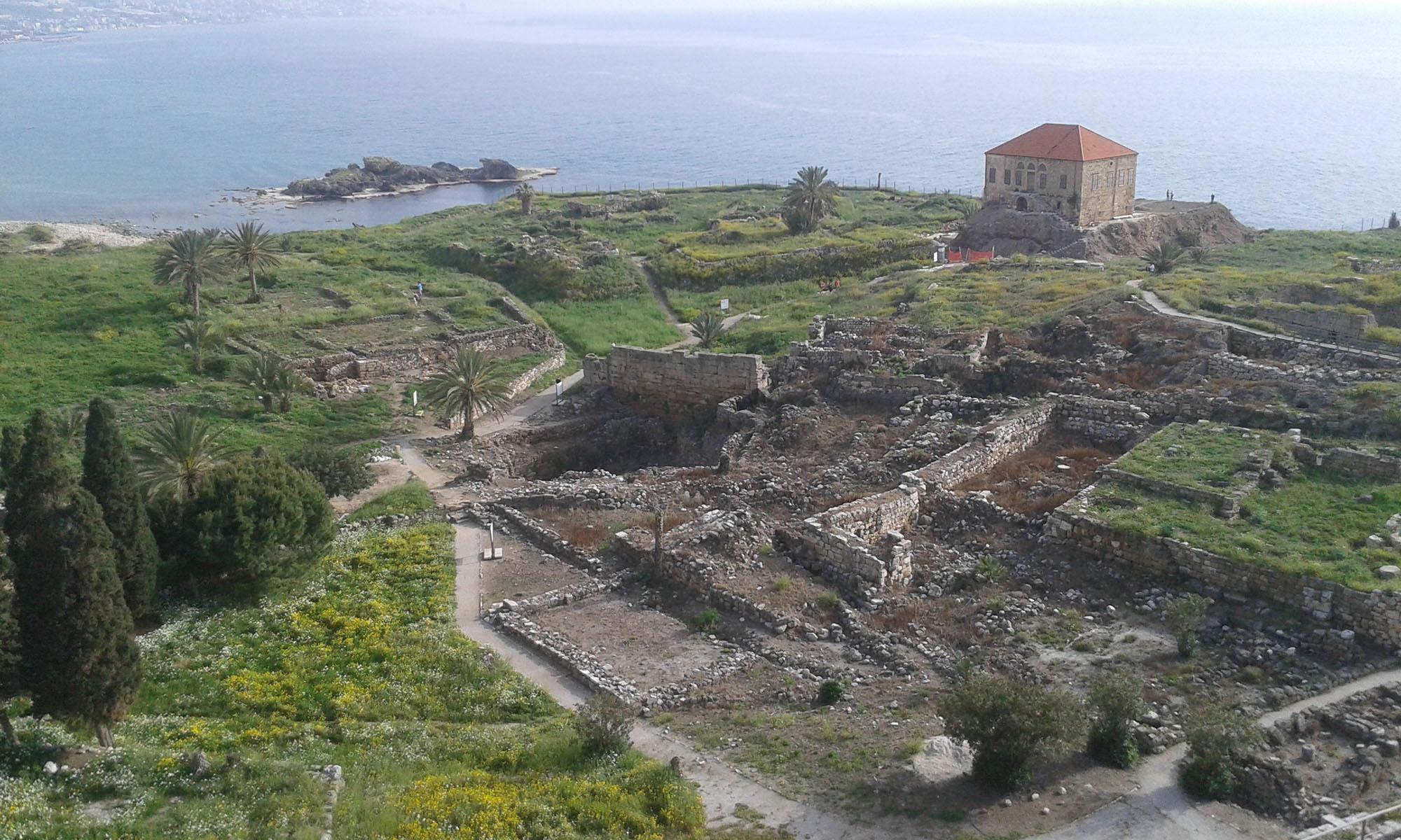 Libanon Byblos