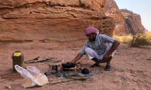 Jordanië Wadi Rum Gids