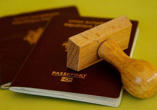 Paspoort Visum