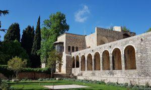Libanon Beit Ed Dine Paleis Tuinen