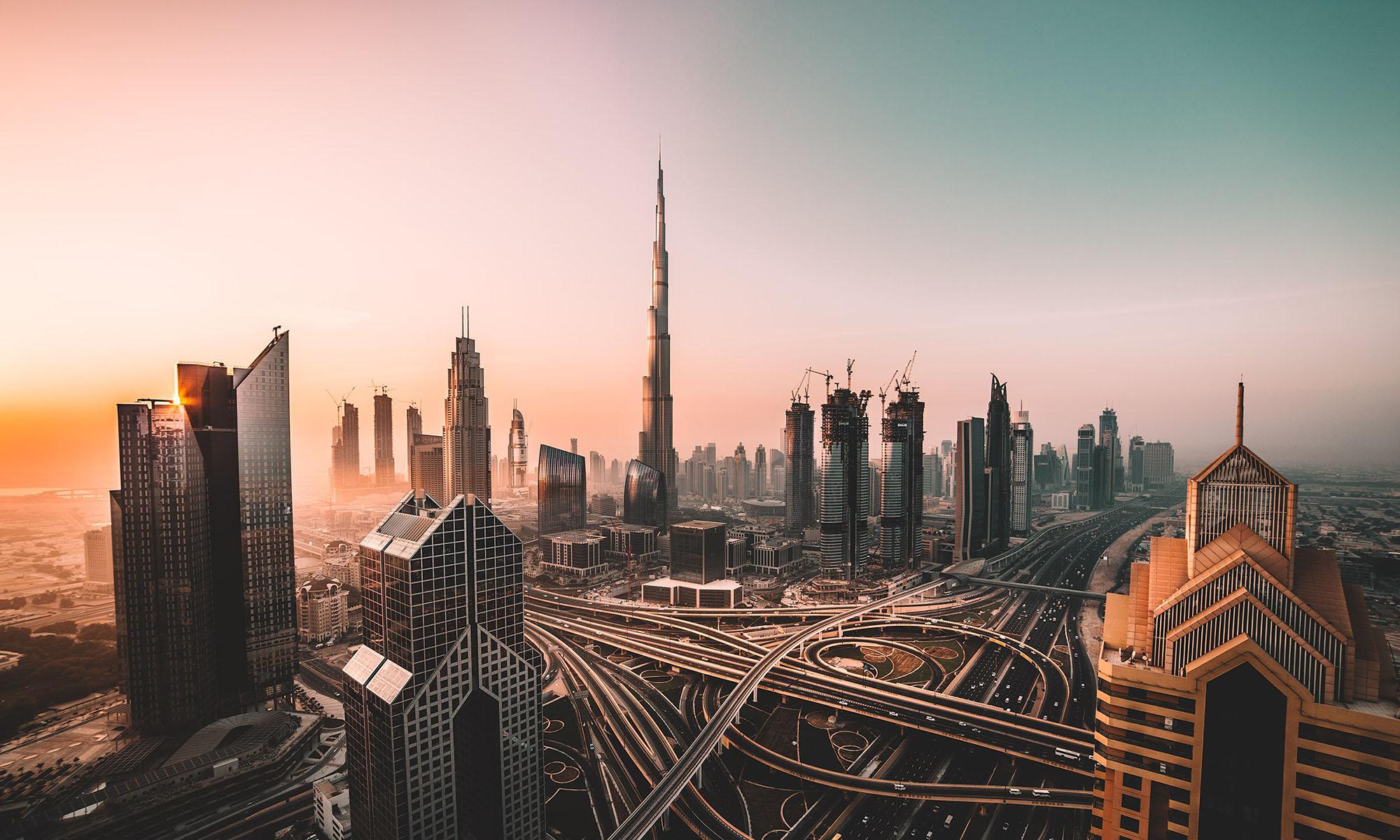 Dubai nr. 5 populairste stad ter wereld!