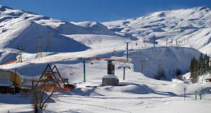 Skiën in Dizin