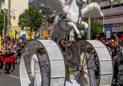 Israël Poerim Carnaval