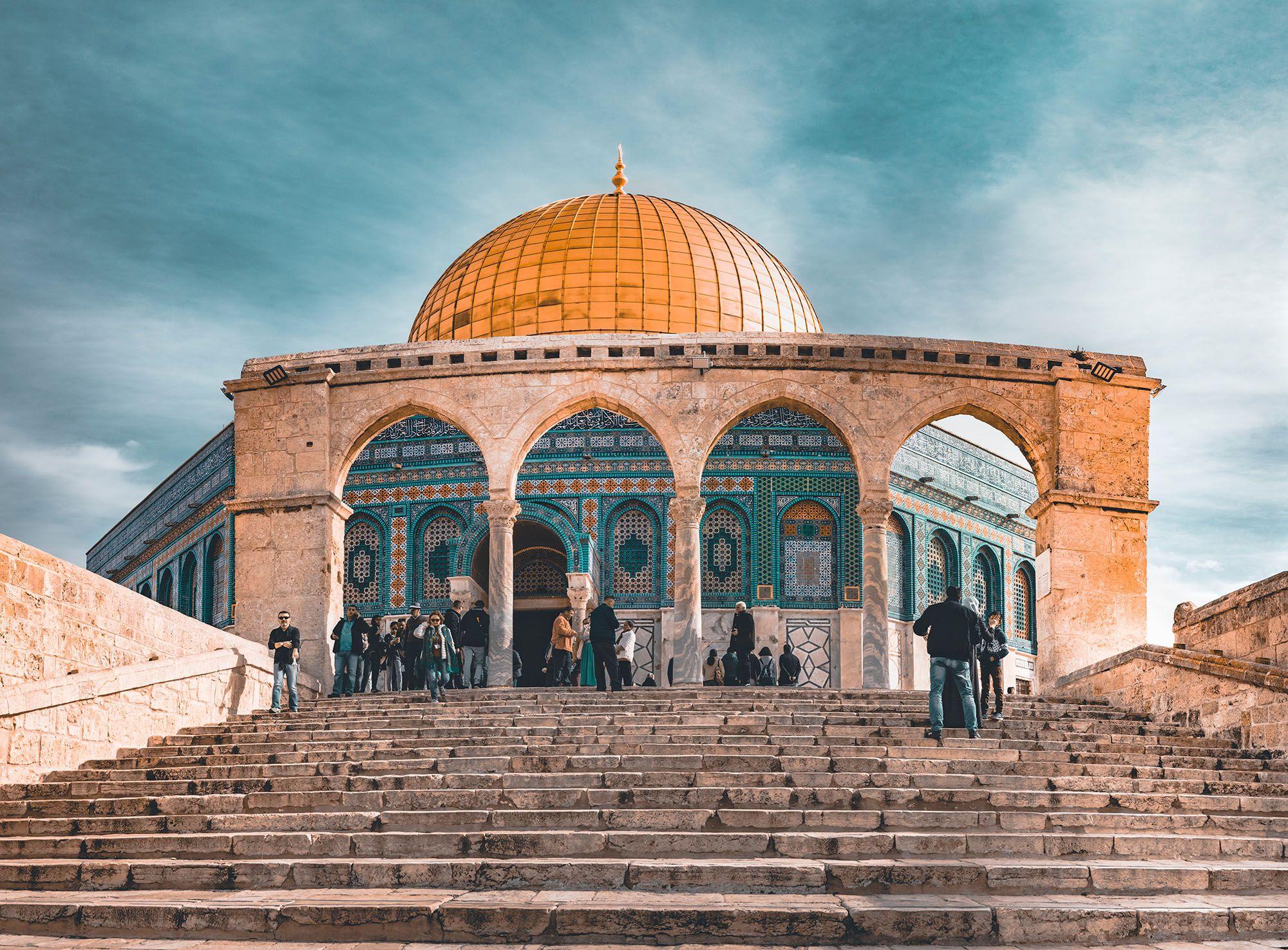 Rondreizen naar Israël
