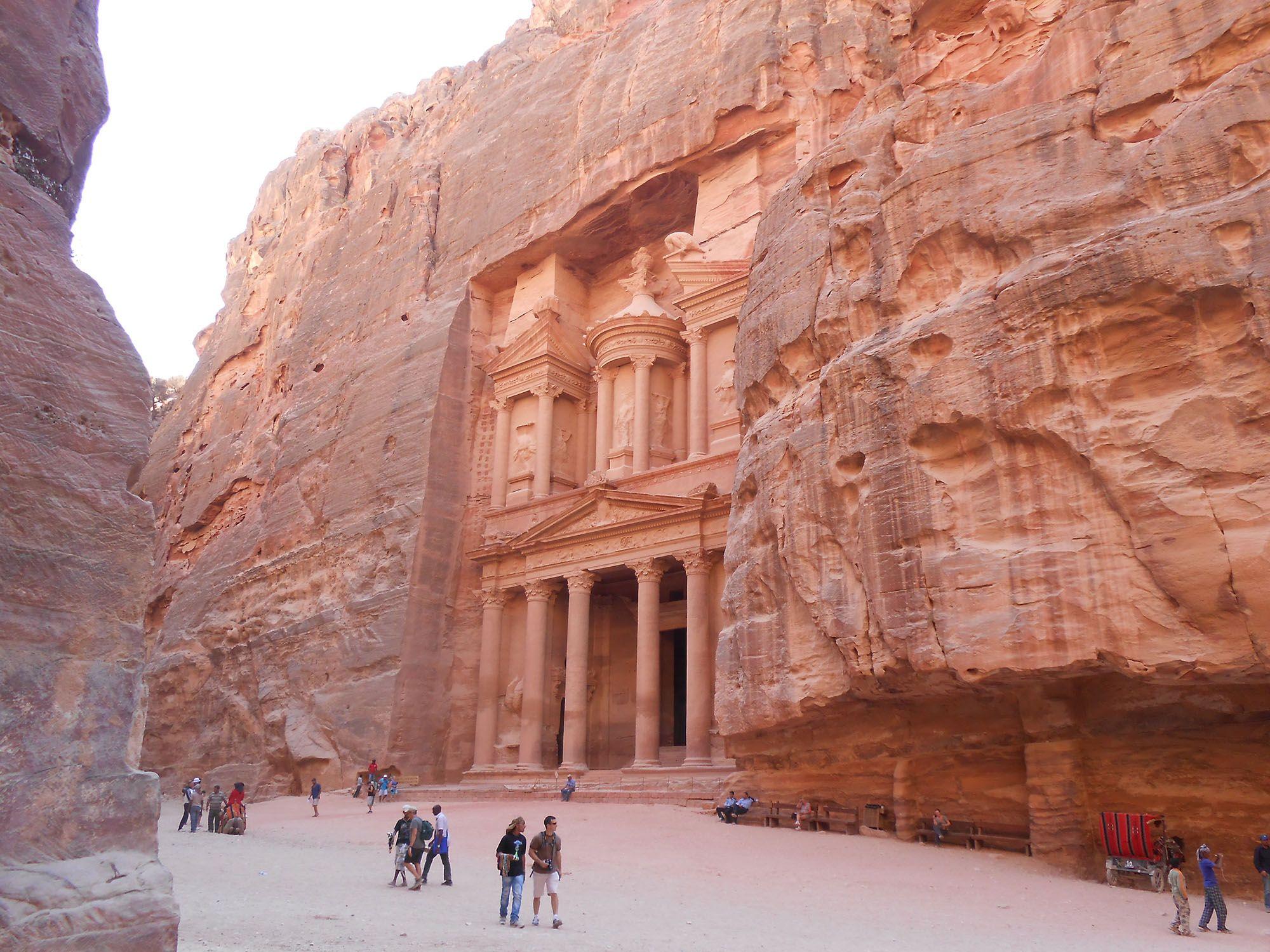 Rondreizen naar Jordanië