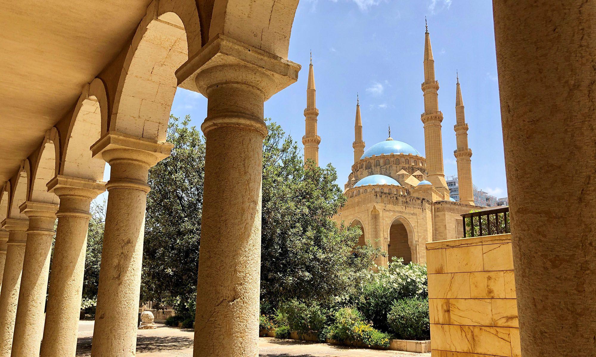 Beiroet: het Parijs van het Midden-Oosten