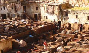 Marokko Leerlooien