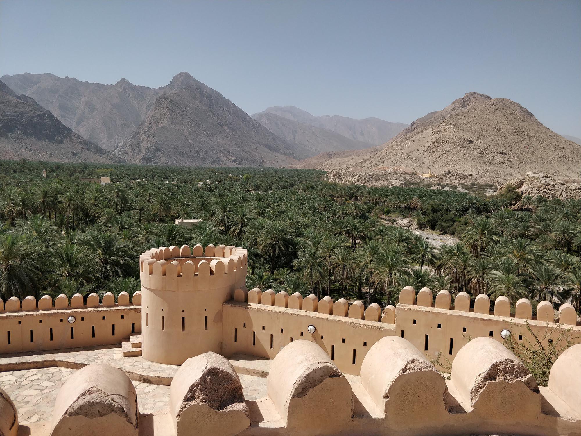 Herman den Blijker in Oman met middenoostenreizen.com