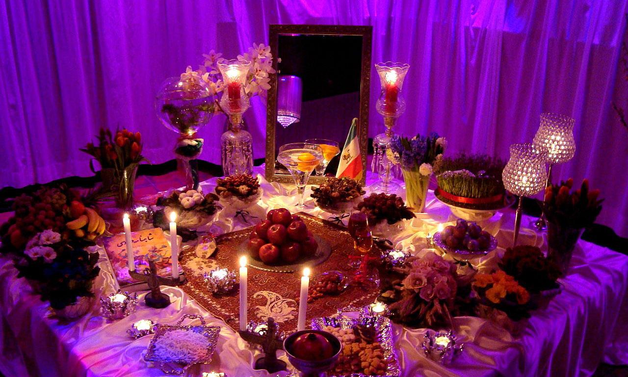 Noroez, het Perzische  Nieuwjaar