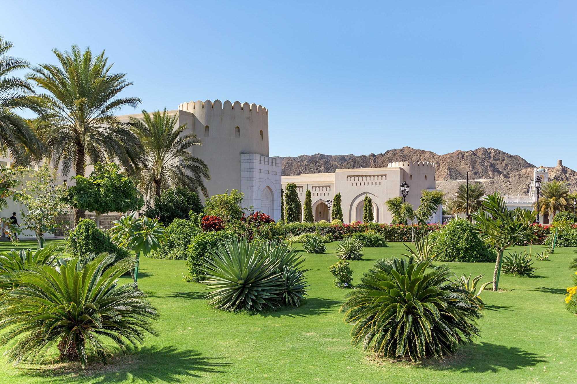 Praktische informatie Oman