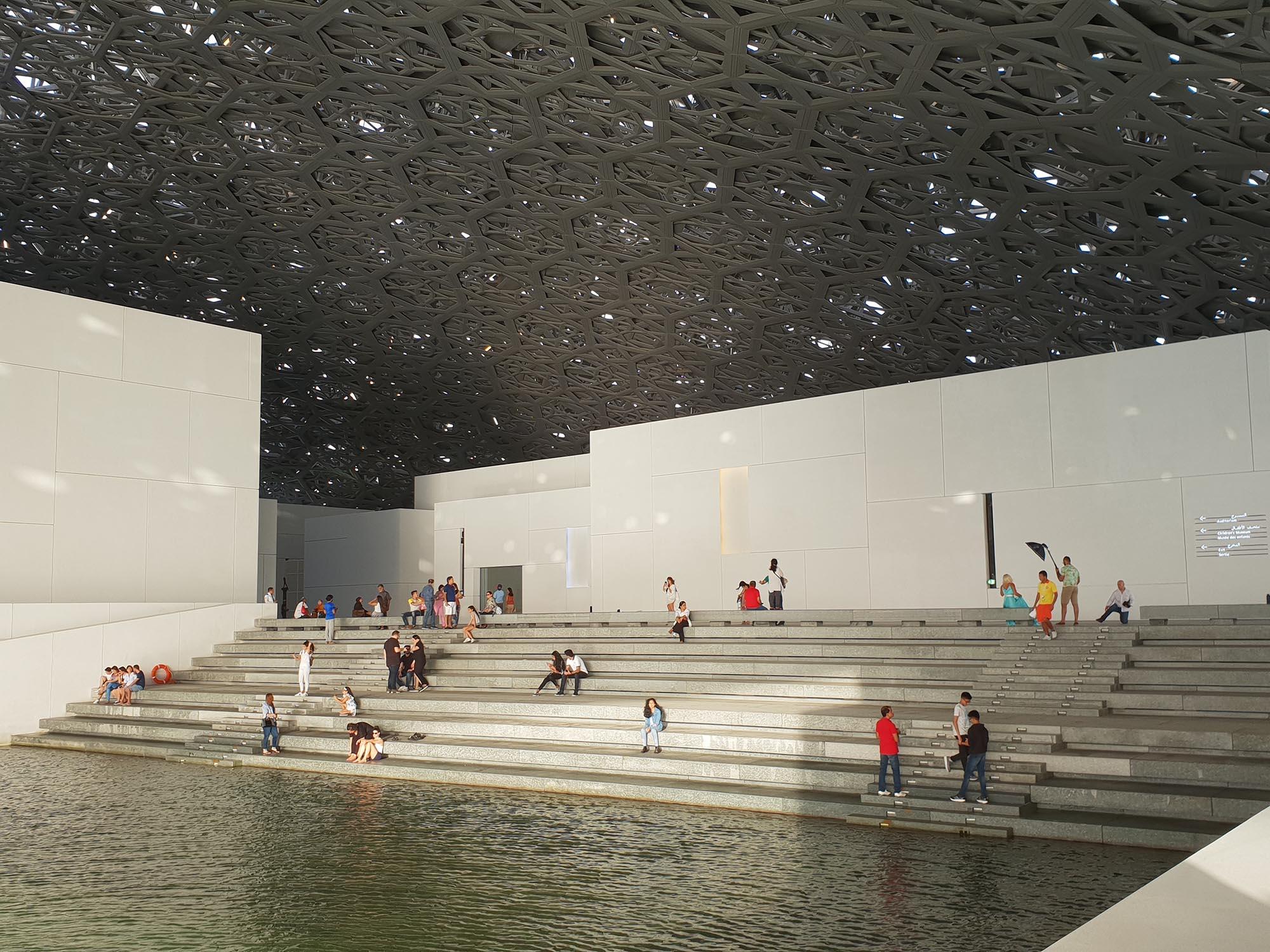 Musea in Abu Dhabi