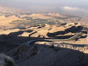 Al Ain Jabal Hafeet Uitzicht