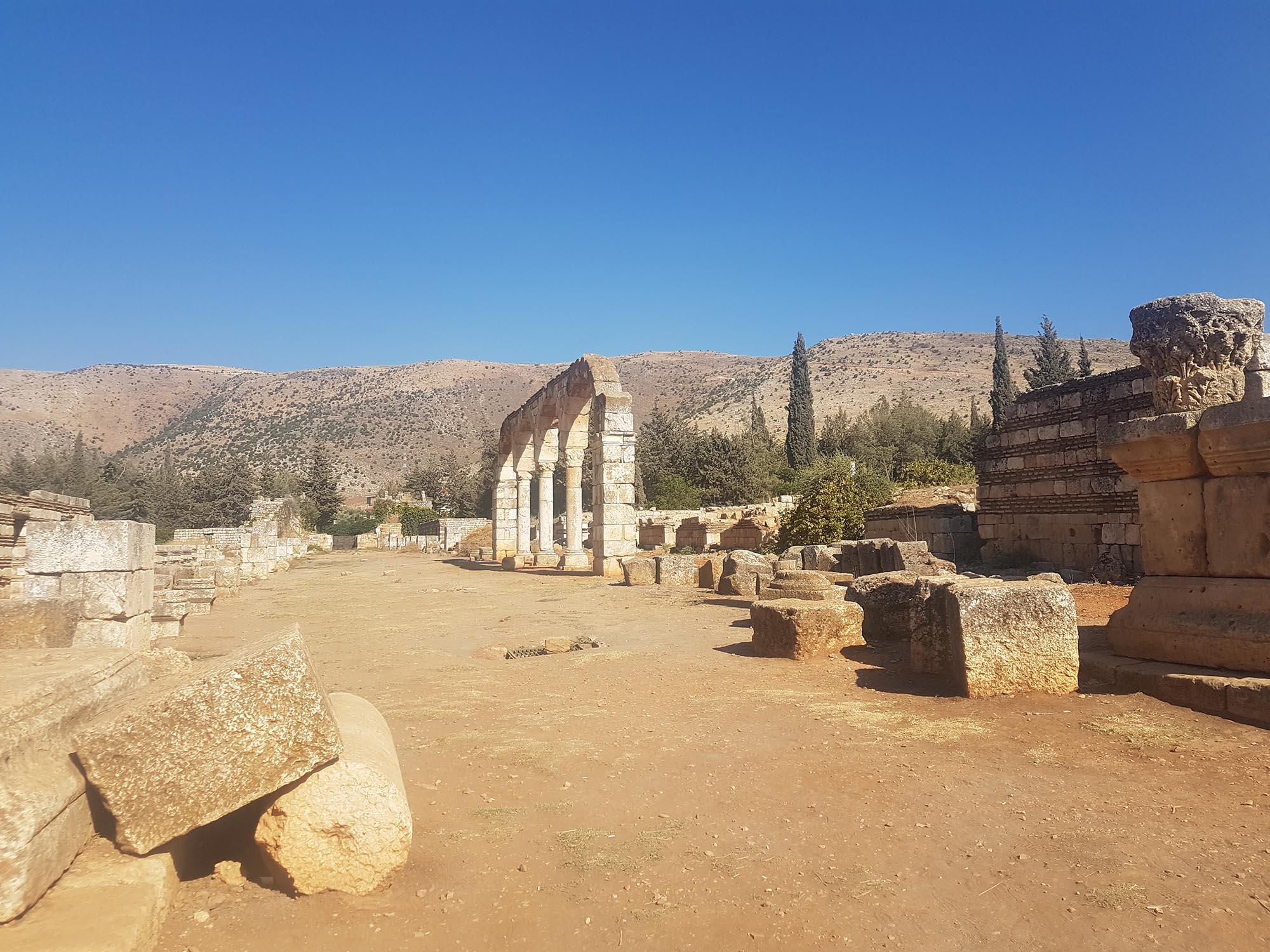 Anjar Citadel