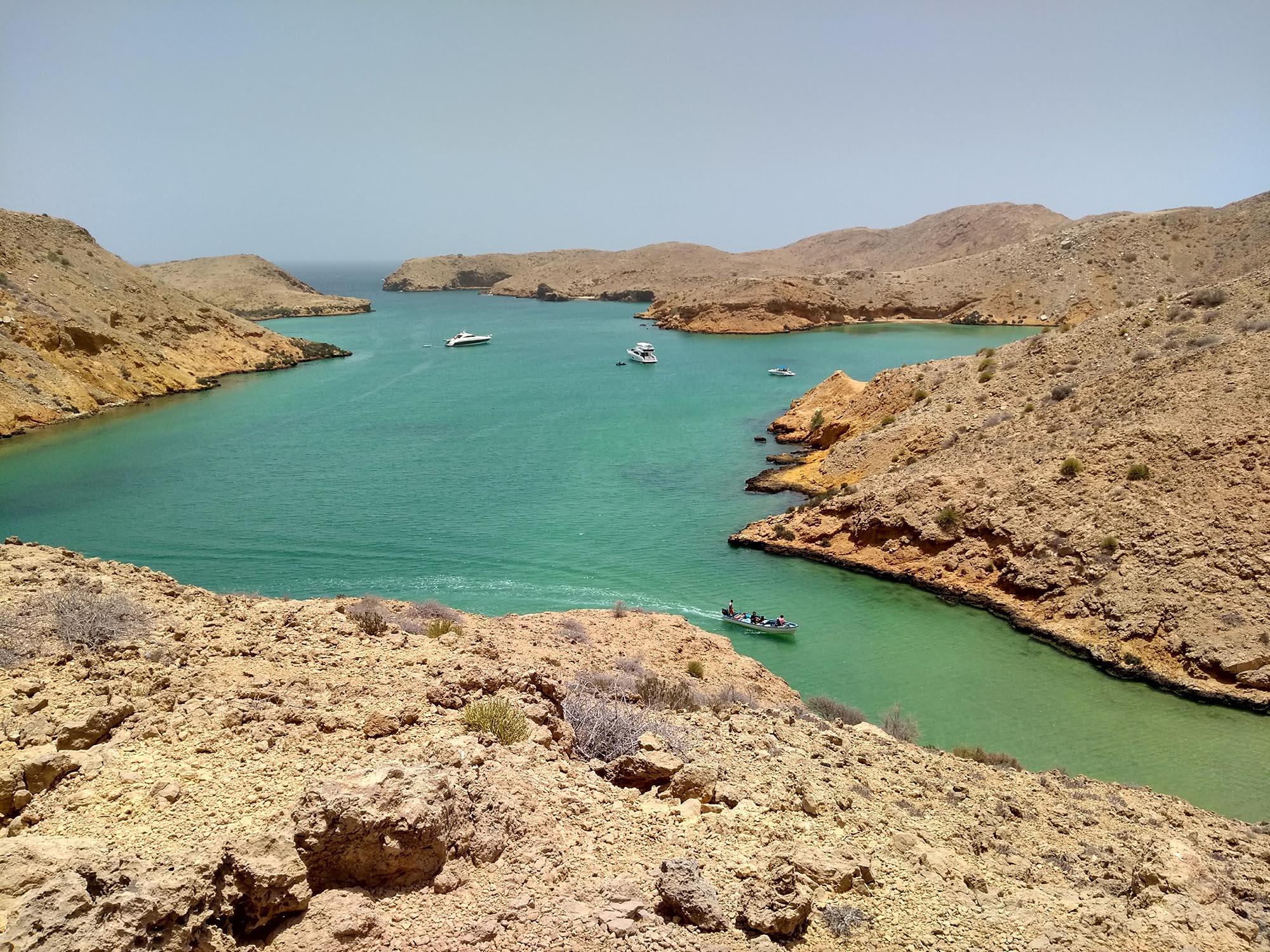 Tonnie – Leven in Oman