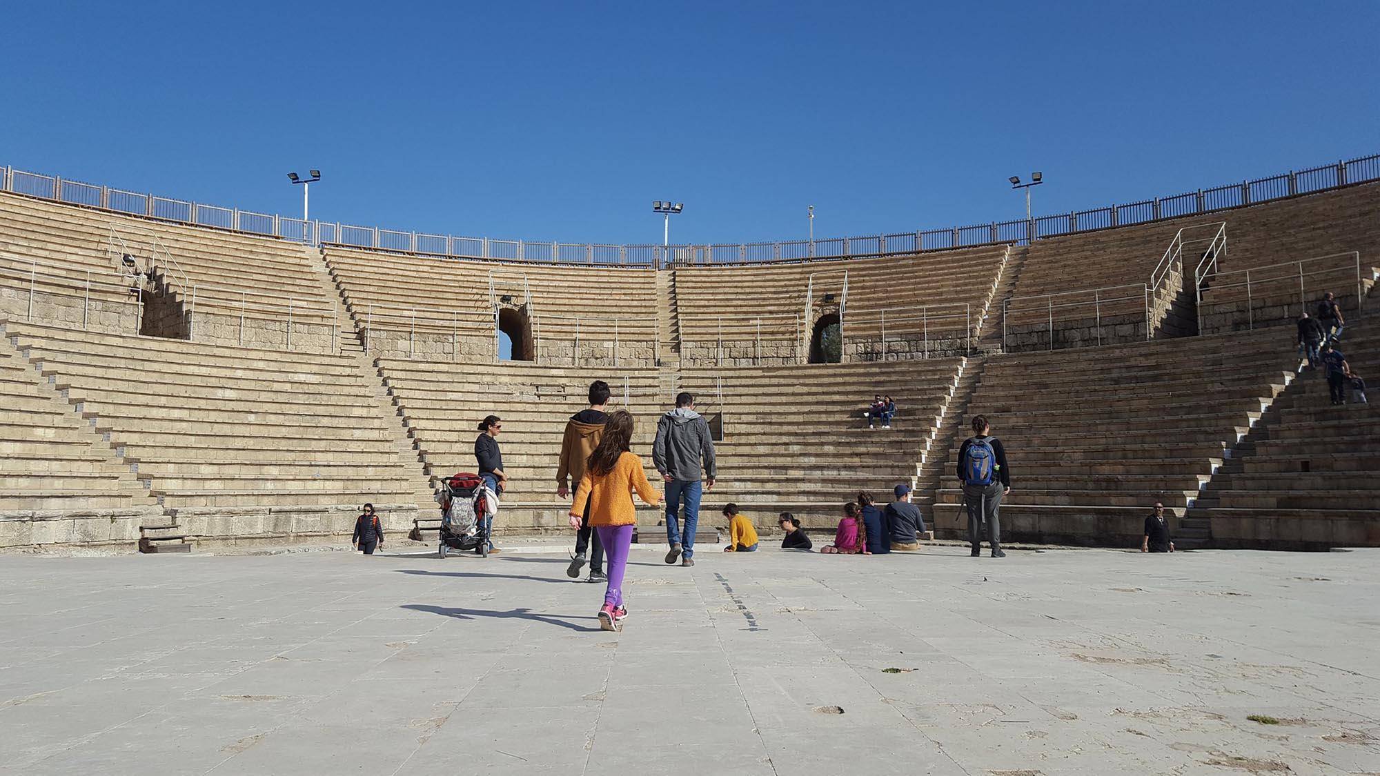 Caesarea Amfitheather