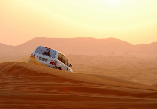 Dubai Woestijnsafari