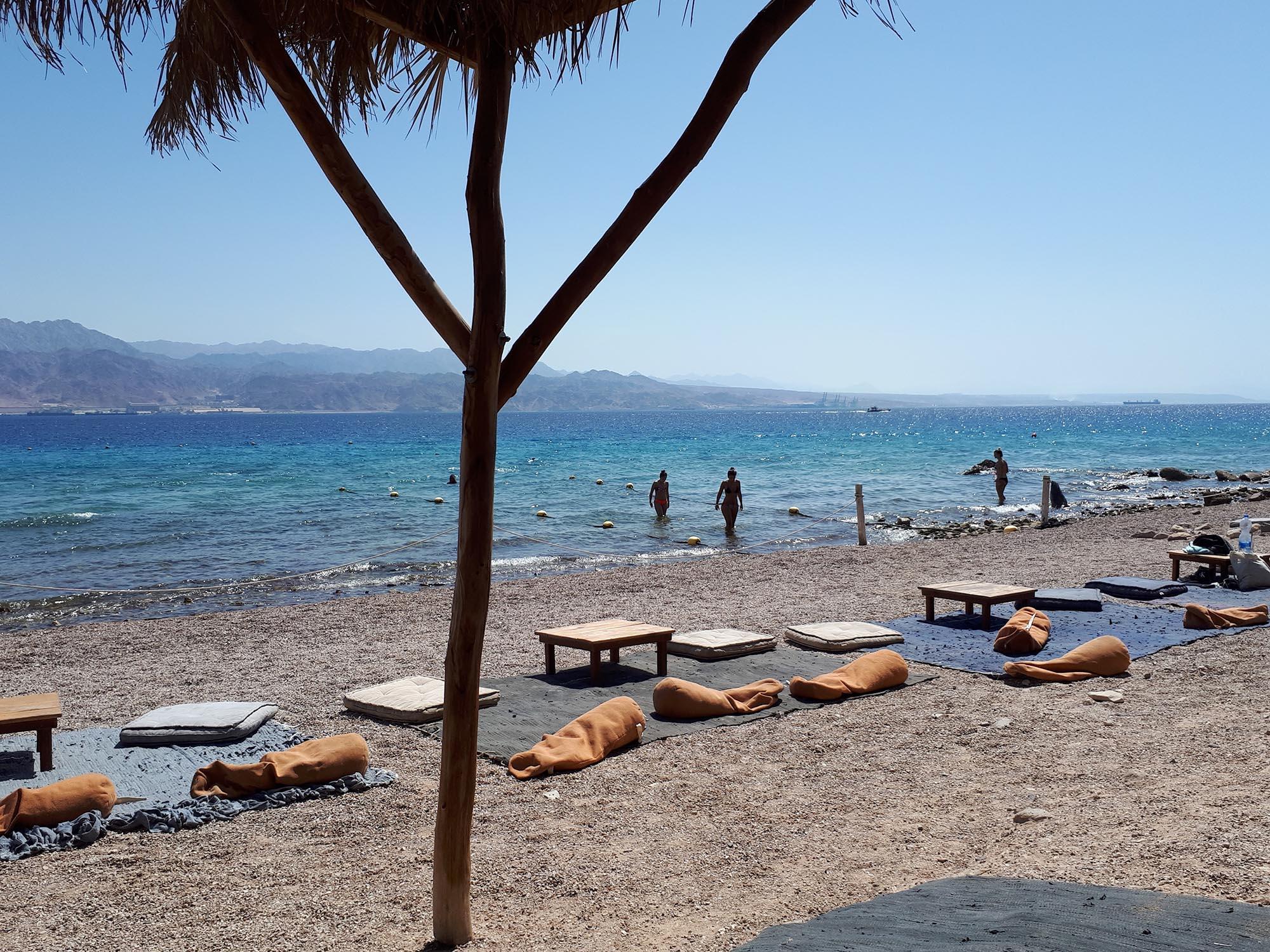 Strandvakantie Eilat