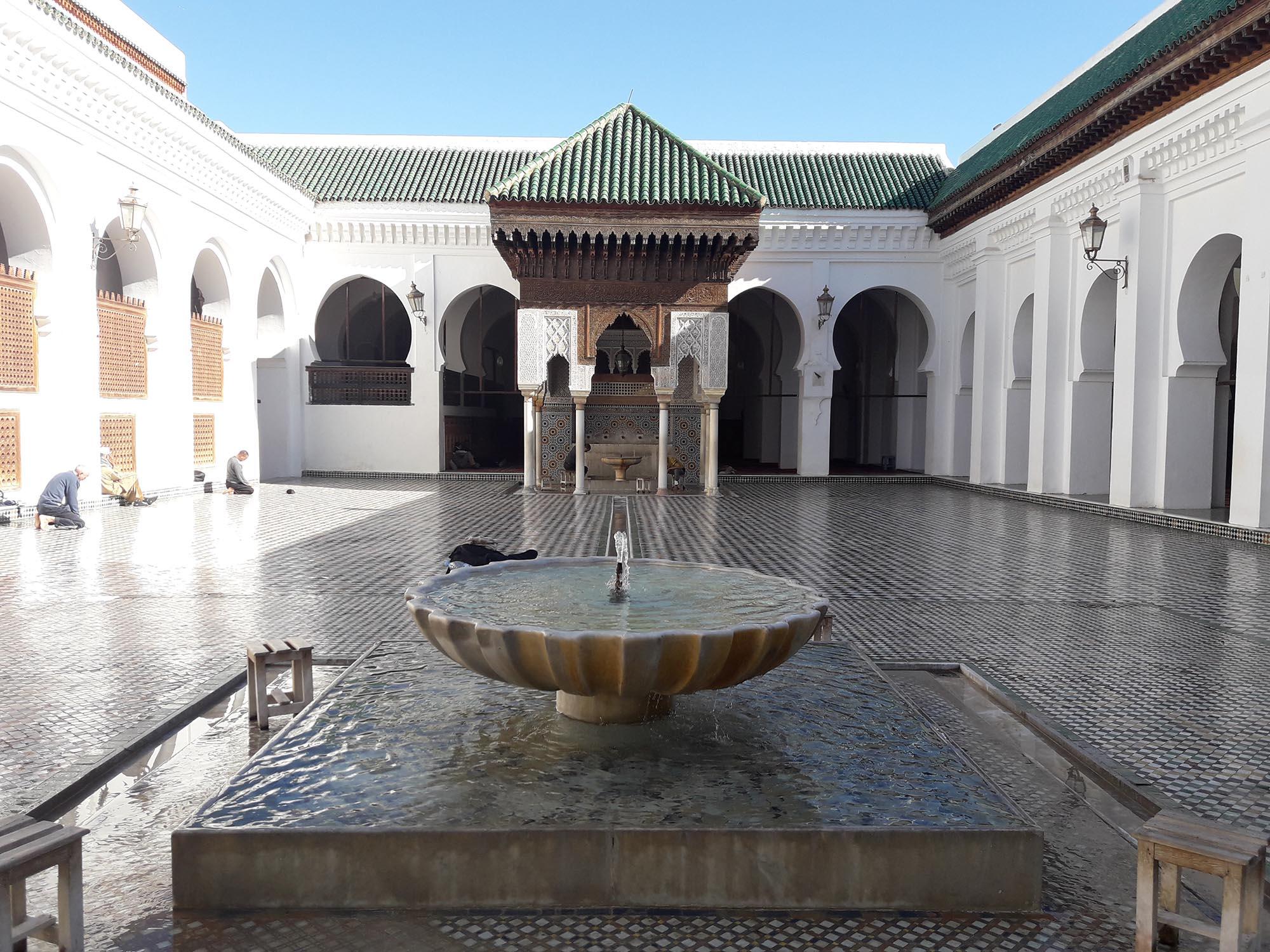 Fez Karaouine Moskee