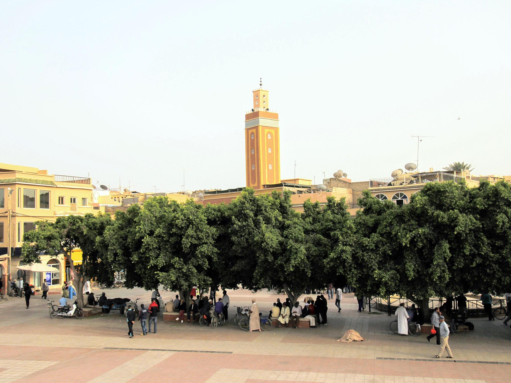 Hassan Square Essaouira