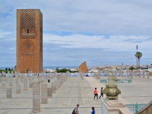 Hassantoren In Rabat