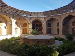 Iran Zein O Din Karavanserai