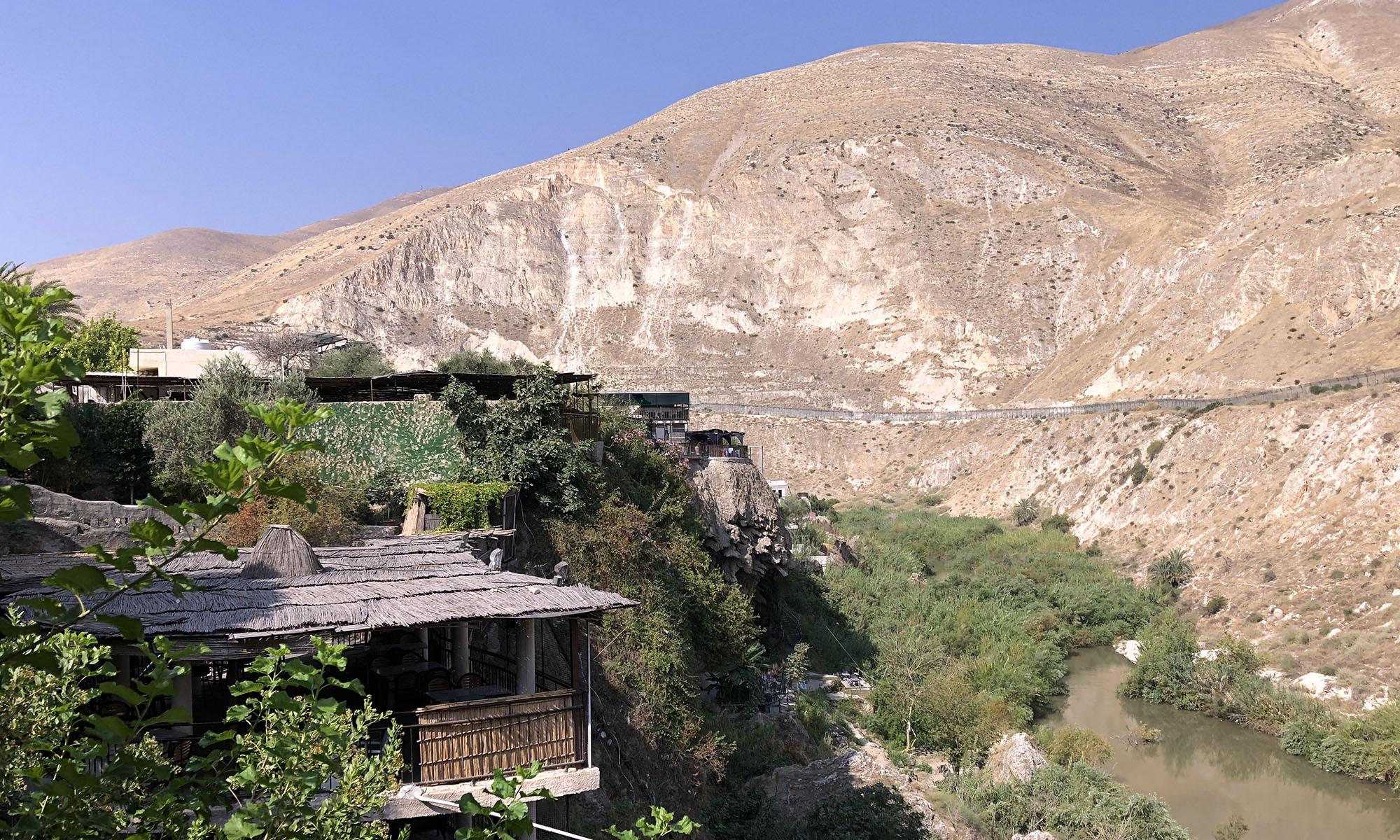 Jordanië El Himma Omgeving