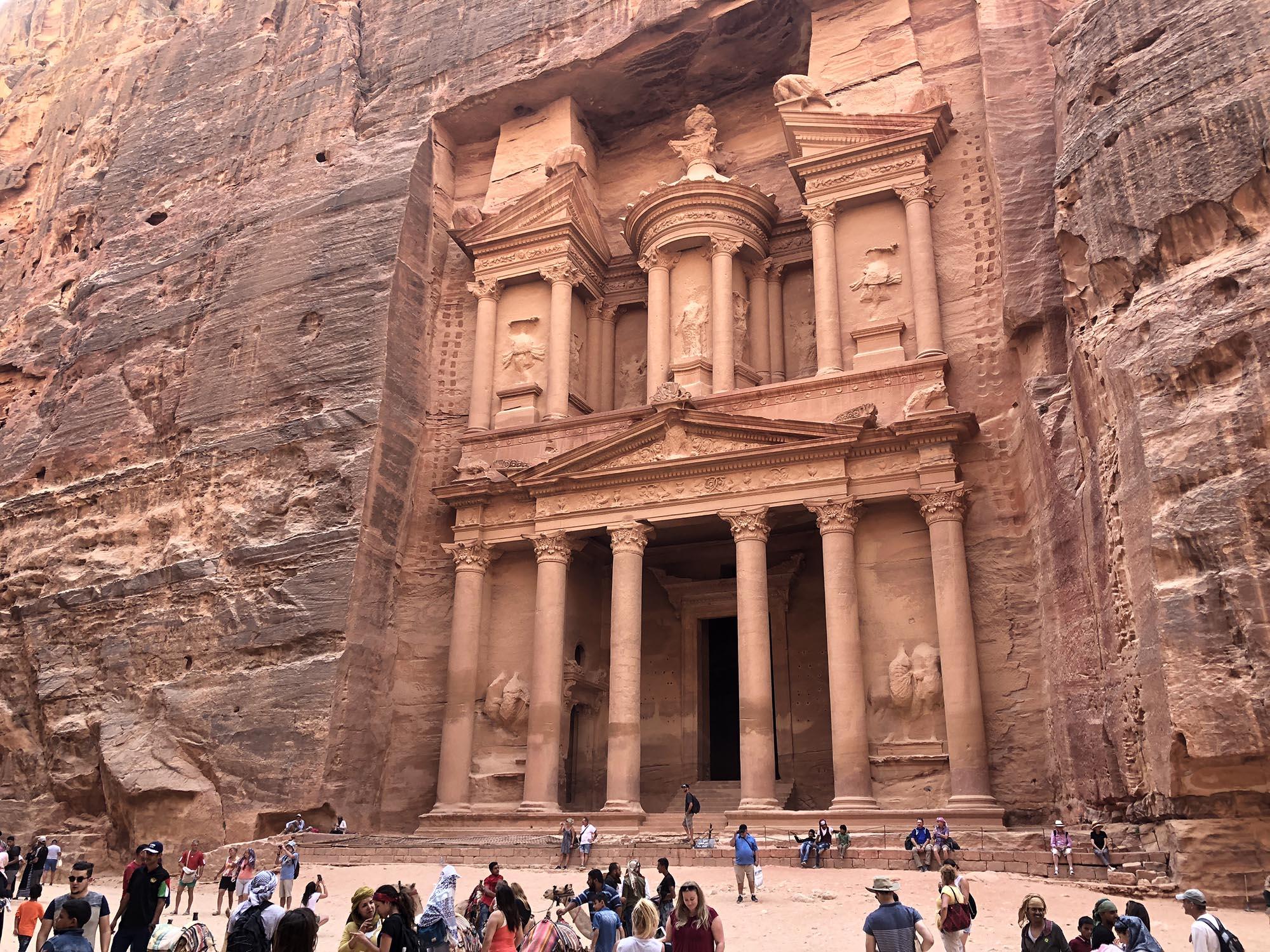 Praktische informatie Jordanië