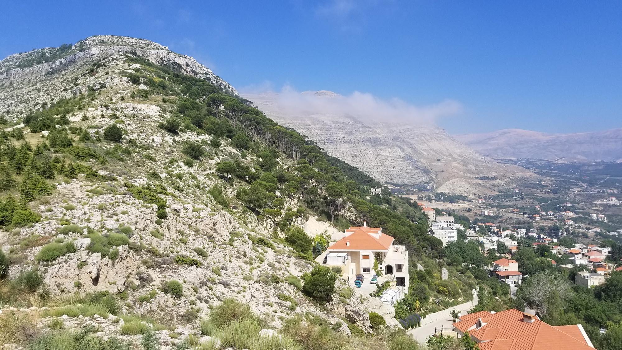 Libanon Horsh Ehden