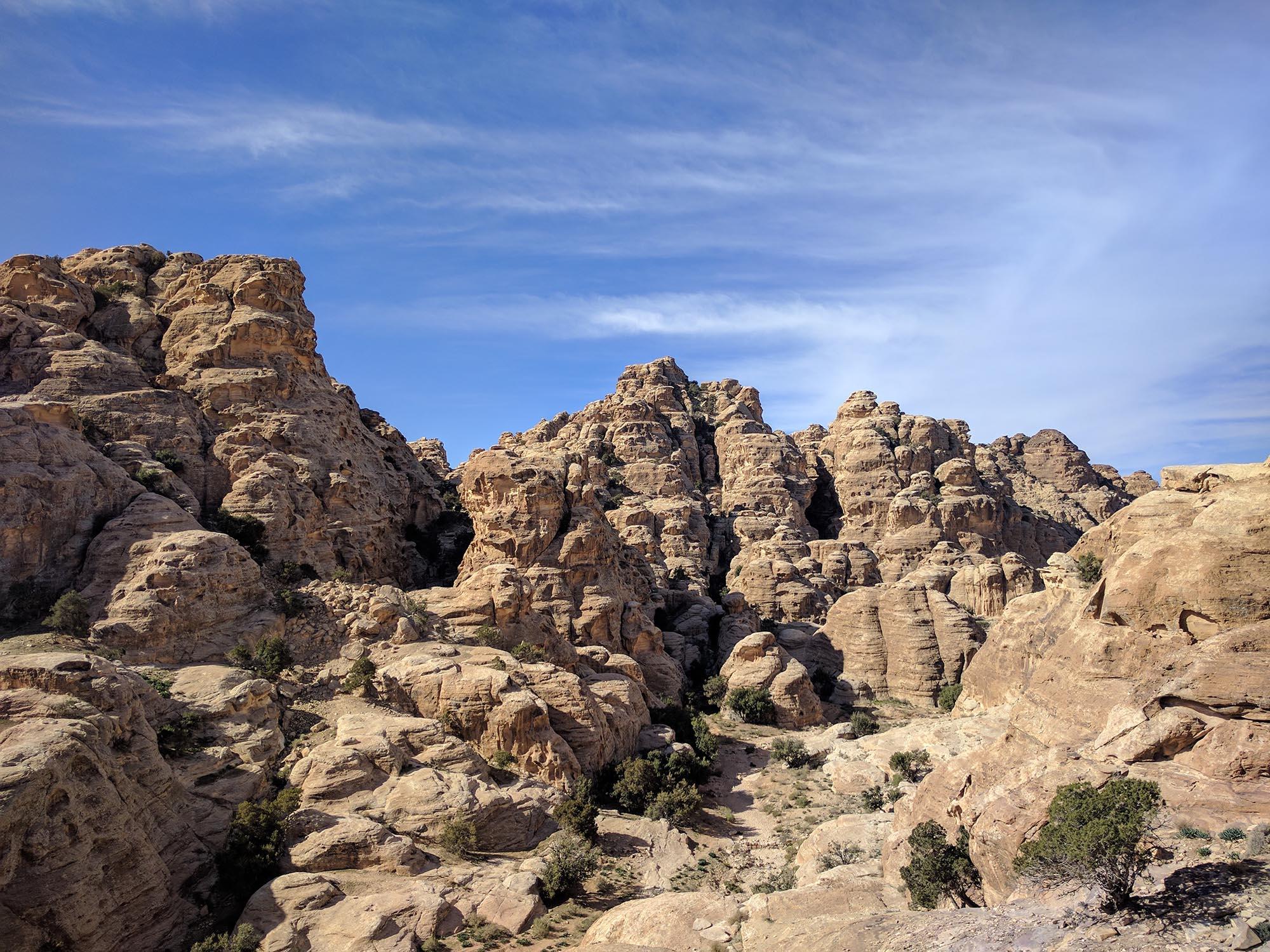 Little Petra Uitzicht