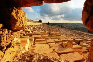 Mount Of Olives Graven