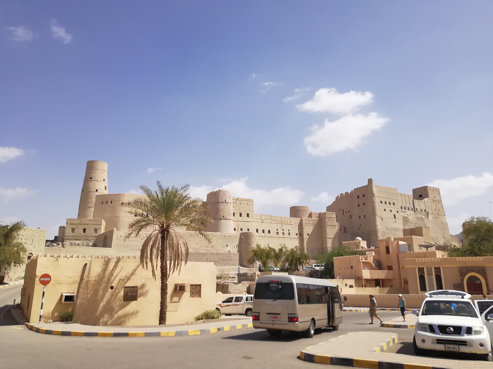 Groepsreis Oman