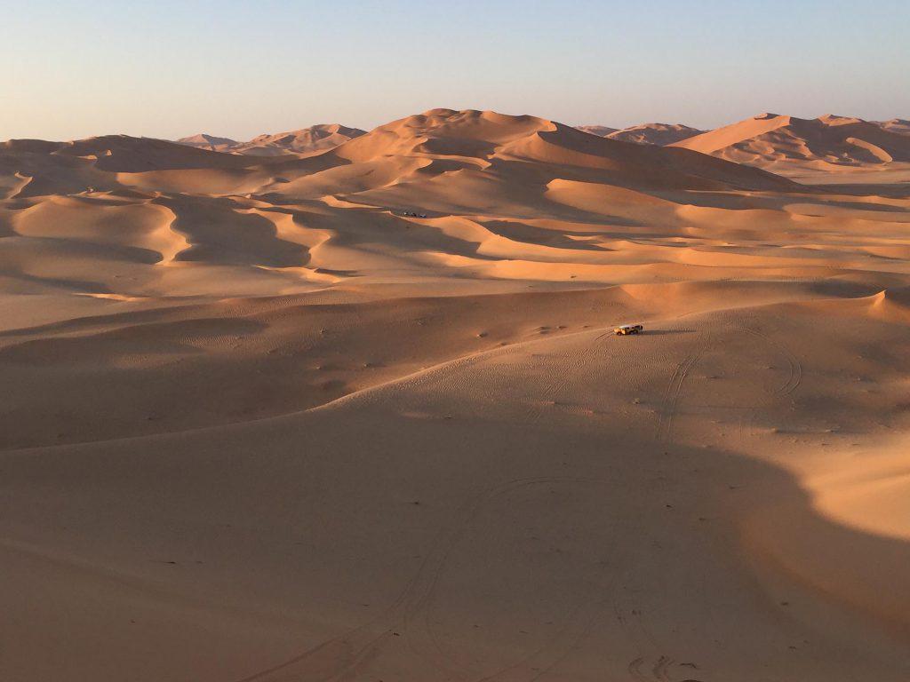 De Empty Quarter in Oman