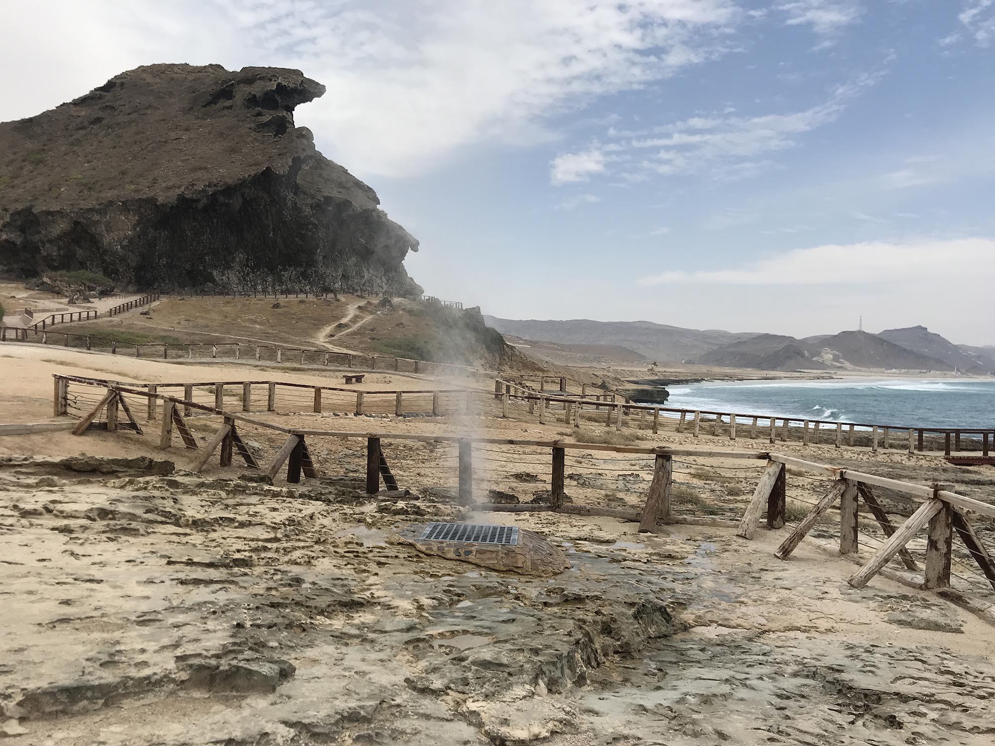 Oman Kust Nabij Salalah
