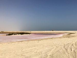 Oman Pink Lagoon