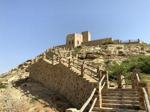 Oman Taqah Kasteel