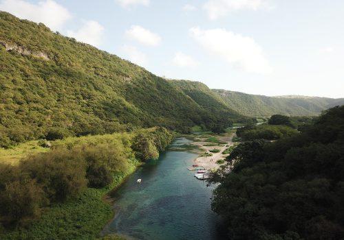 Oman Wadi Darbat