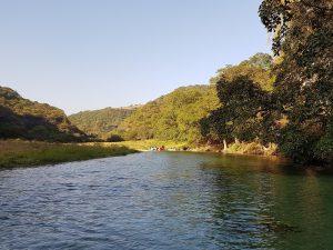 Oman Wadi Darbat Rivier