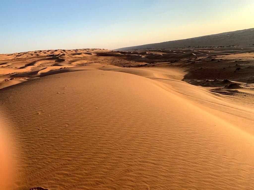 Oman Wahabi Sands