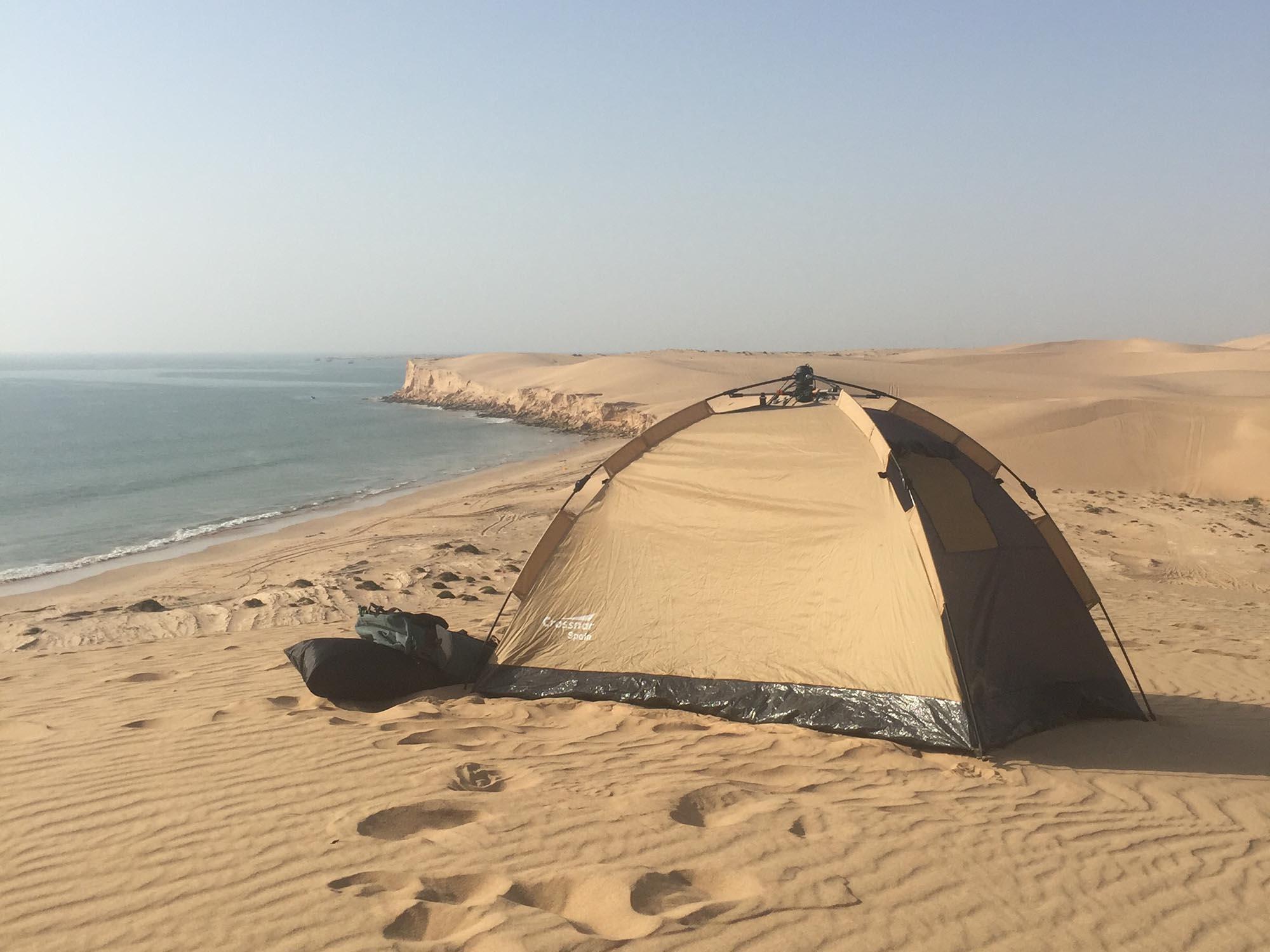Oman Wildkamperen