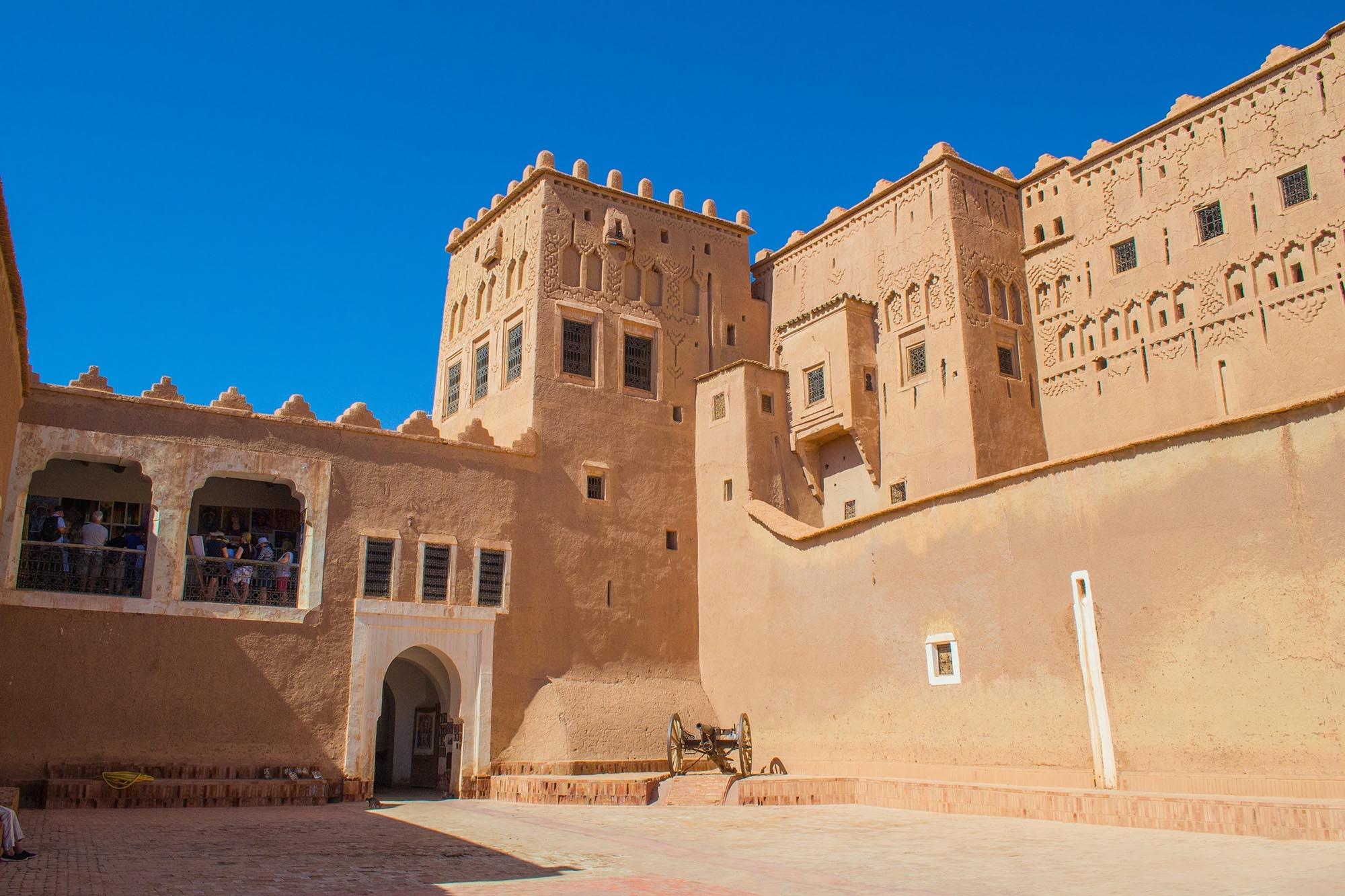 Ouarzazate Taourirt Kasbah