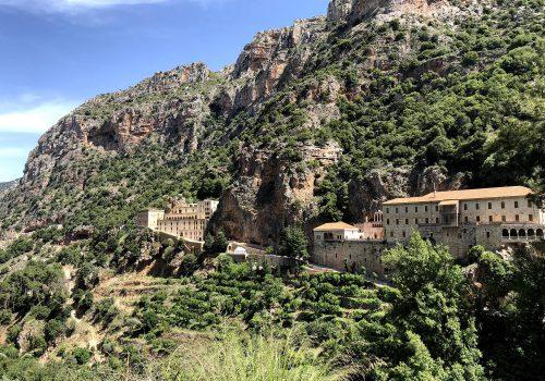 Qadisha Klooster