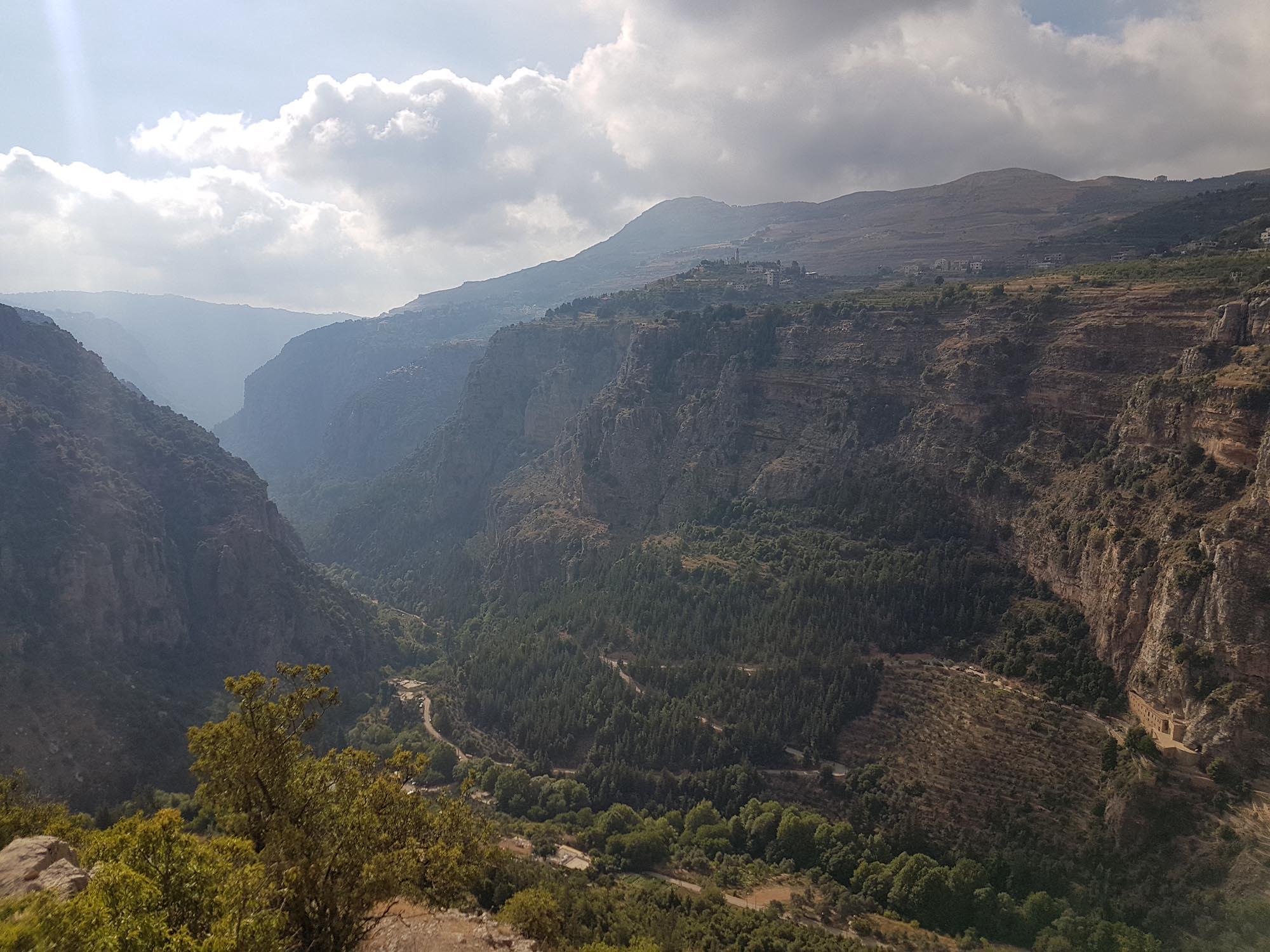 Qadisha Vallei