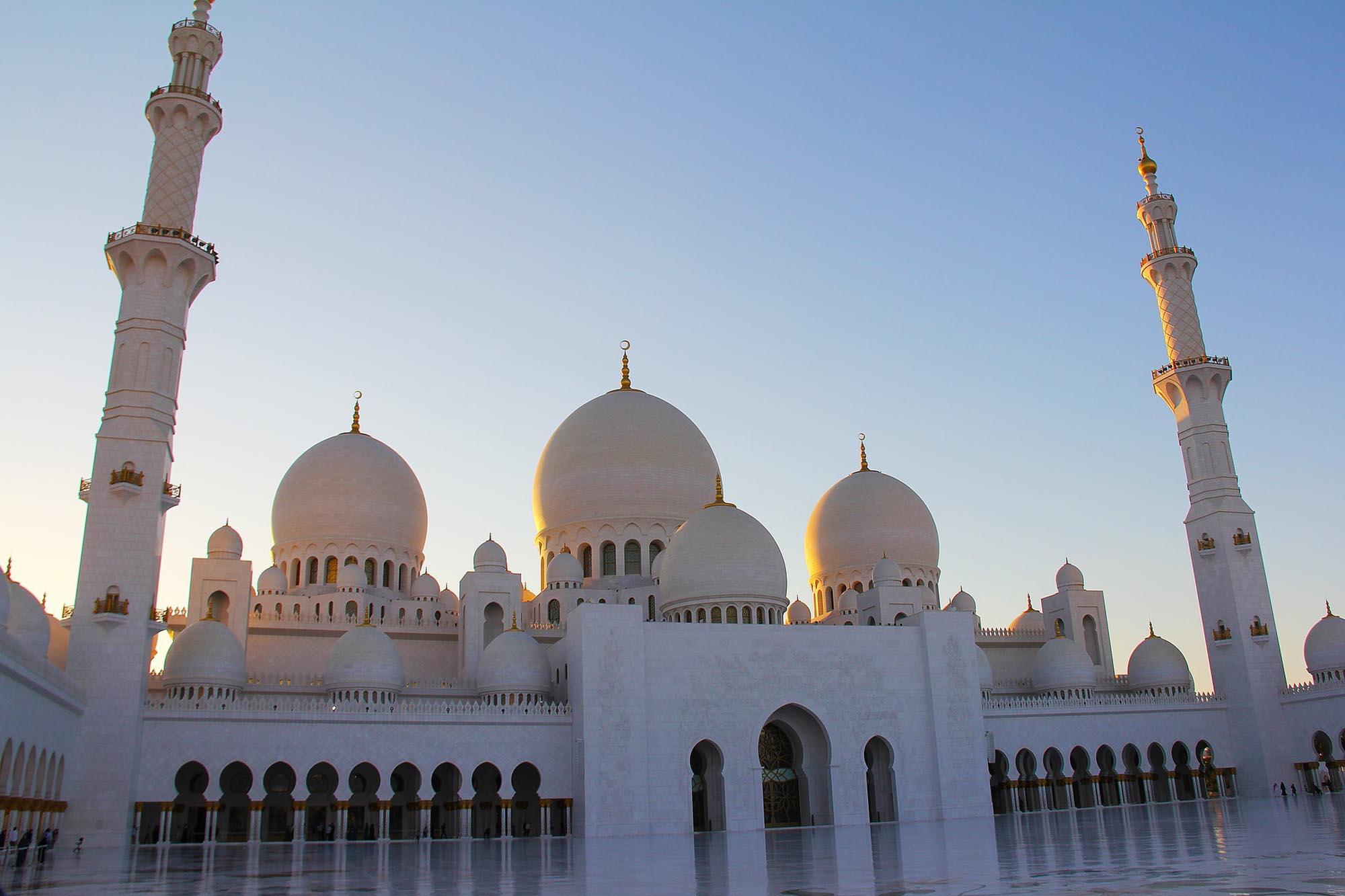 Stadstour Abu Dhabi