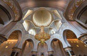 Sheikh Zayed Grand Mosque Kroonluchter, Abu Dhabi