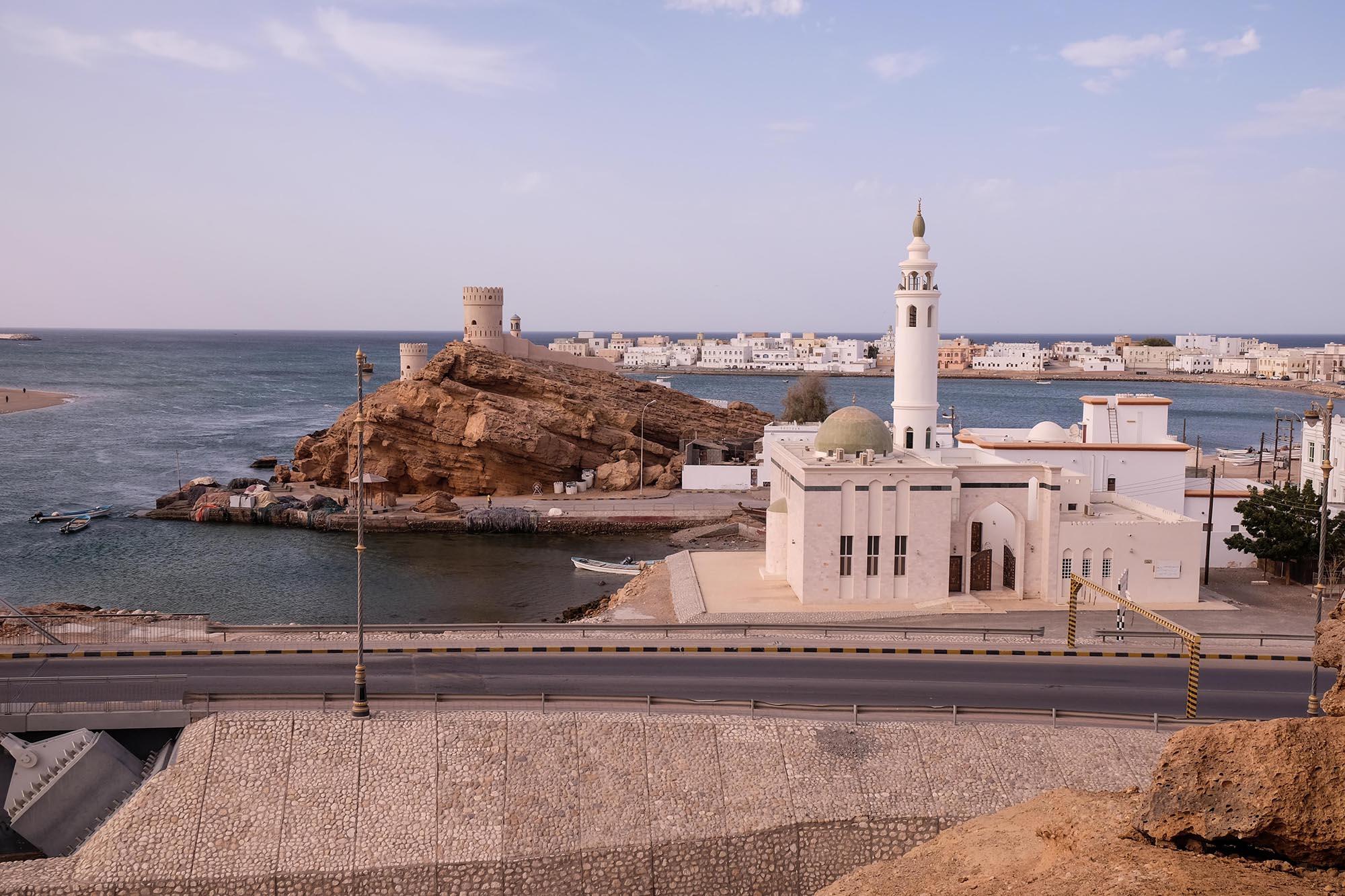 Sur Al Ayjah Watch Tower