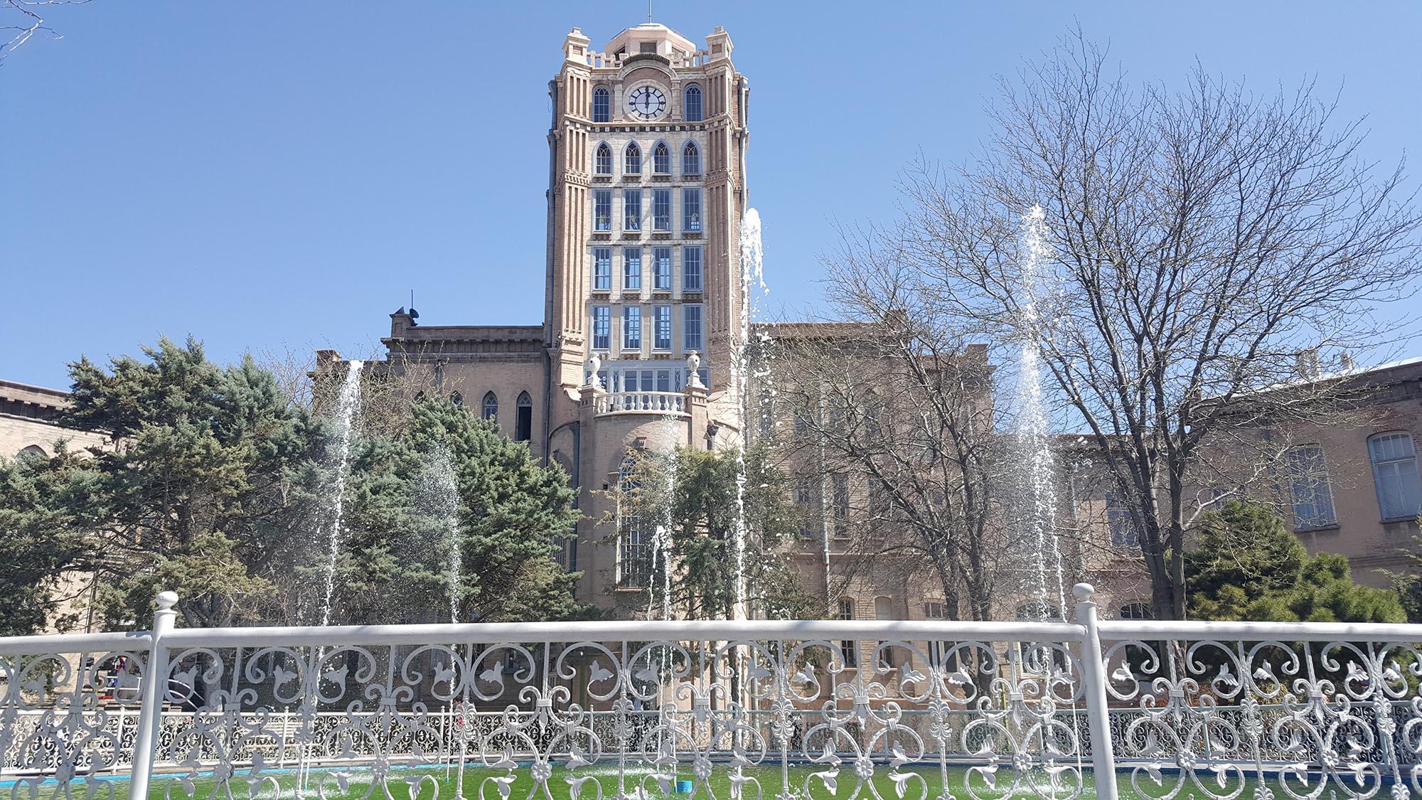 Tabriz Municipality Palace