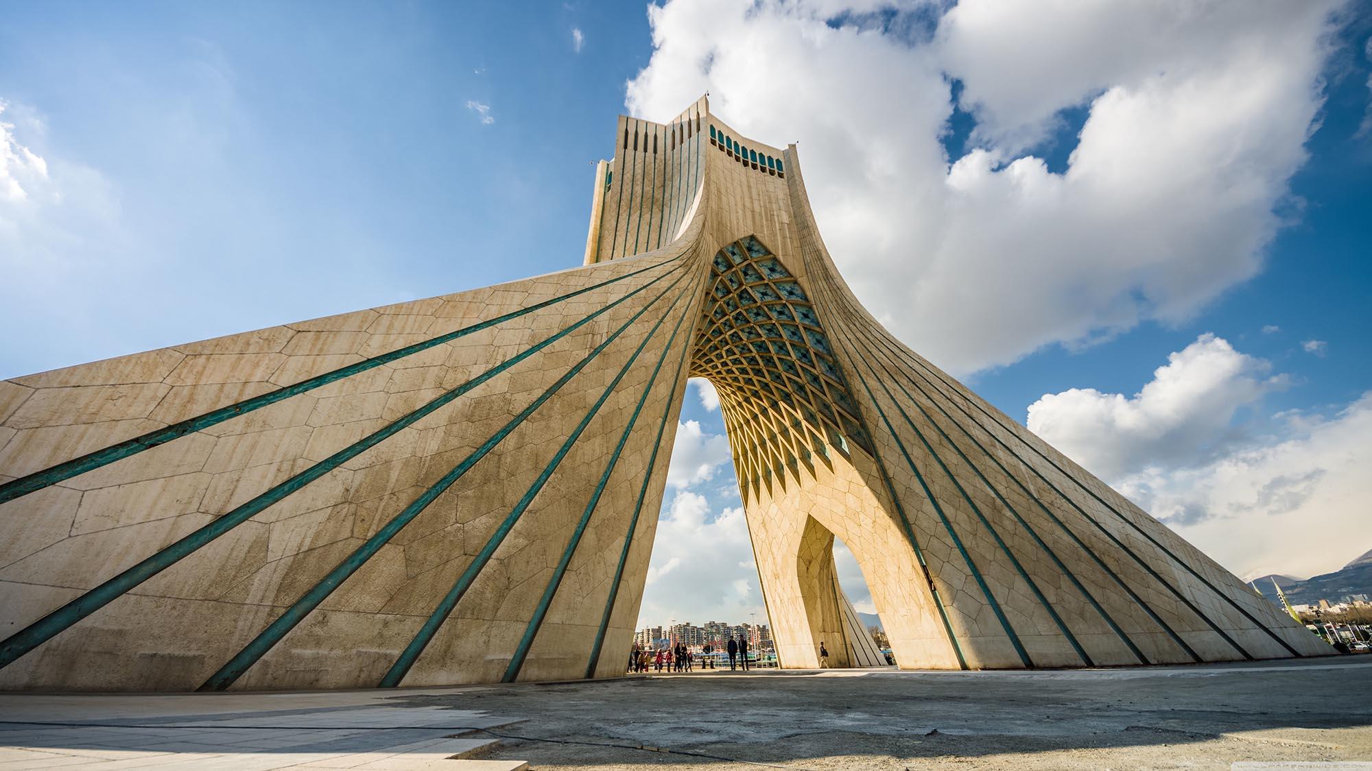 Teheran Azadi Toren