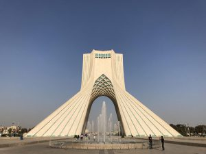 Teheran Azadi Tower